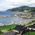 Malerische Fischerdörfer sehen wir in Japan keine.