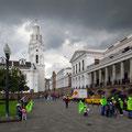 In Quito gibt es eine schöne Altstadt zu entdecken.