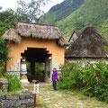 Das Museum von Leymebamba.