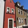 In Amberg soll das kleinste Hotel Europas stehen.