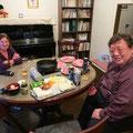 Bei Familie Tachikawa dürfen wir eine gute Woche zu Gast sein.