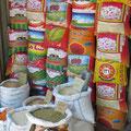 Der Iran exportiert und importiert Reis, hier aus Indien.