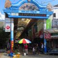 In Korea erinnert uns viel an China.