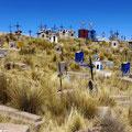 Friedhof im Nirgendwo.
