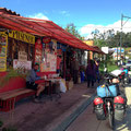 Morgenkaffee in Saraguro.