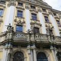Uni von Breslau, ein wunderschöner Barockbau.
