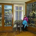 im Naturhistorischen Museum von Kroatien
