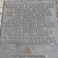 Dietrich Bonhoeffer ist in Breslau geboren.