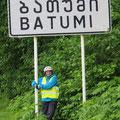 Batumi ist vor allem Verladehafen für Erdöl aus Baku am Kaspischen Meer.