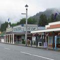 Der erste Ort auf der Südinsel, der ab 1888 mit Strom versorgt wurde, war Reefton. Die Bürger waren durch ihre Minen vermögend geworden.