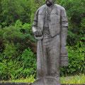 Denkmal von Brunner - ein Schweizer Auswanderer?
