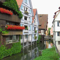 In der Altstadt von Ulm.