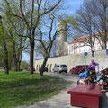 Ankunft in Tallinn.
