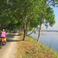 Auf in den Sattel, Mandalay zu!