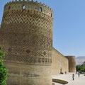 Zandiyeh Palast in Shiraz.