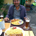 Bei Menupreisen um 10 Euro kann man sich schon mal was Gutes leisten.