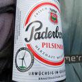 Gebraut mit Windkraft. Hauptsache Bier bleibt Bier.