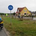 In Dänemark sind Velos nicht wegzudenken.