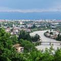 Kutaisi, die erste grössere Stadt nach Batumi.