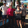 Wiedersehen mit Tara und Aiden, sie haben unterwegs Valentina und Rico getroffen.