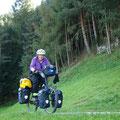 ohne Verkehr macht das Velofahren noch mehr Spass!