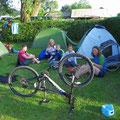 Gemüticher Abend mit Tina und Benjamin und ihren Kindern Oskar, Arthur und Theodor.