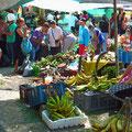Markt in Barbosa.