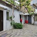 Unser Zuhause in Tiflis.