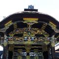 Die Architektur der Tempel fasziniert immer wieder.