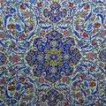 Wunderschöne Keramikkacheln sind für den Iran typisch.
