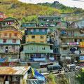 Am Stadtrand von Baguio.