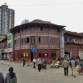 Die wenigen alten Häuser in Kunmings Altstadt werden nach und nach restauriert.