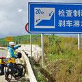 Da schlagen unsere Velofahrerherzen höher: 20 Kilometer Abfahrt!
