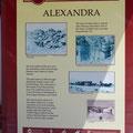 Die beiden Zeltplätze in Alexandra sind ziemlich in die Jahre gekommen und nicht zu empfehlen.