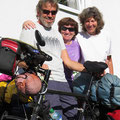 Erholsame Tage mit Gisela und Sigi, unseren lieben Freunden, die wir auf den Philippinen kennen gelernt haben.