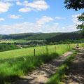 Landschaftlich ist das Schiefergebirge wunderschön.