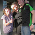 Helen und Sam, herzlichen Dank für eure Hilfe!