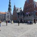 Die Altstadt ist sehenswert.