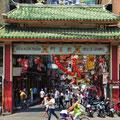 Eines der Tore zu Chinatown.