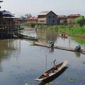 Für uns war der Inlesee einer der schönsten Orte in Myanmar.