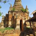 Stupas am Inlesee.