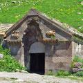 Karavanserei, erbaut 1361.