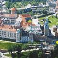 Der Wawel, die imposante Burg in Krakau. Hier liegt auch Lech Katschinski mit seiner Frau begraben.