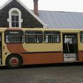 Ausflug mit einem Bus Jahrgang 81, mit einer Schweizer Carrosserie!