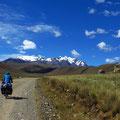 Im Parque Nacional Del Huascaran.