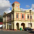 Schön renovierte Häuser in Queenstown.