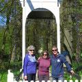 Herzlichen Dank, Carrie und Jan, dass wir bei euch zu Gast sein durften.