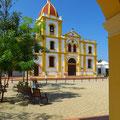 Santa Cruz de Mompós ist ein kleines, hübsches Städtchen.
