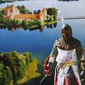Burg Trakai.