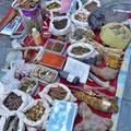 Alllerlei Wundermittel auf dem Markt.